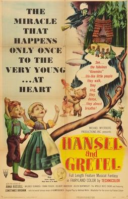 Hansel and Gretel: An Opera Fantasy - Wikipedia