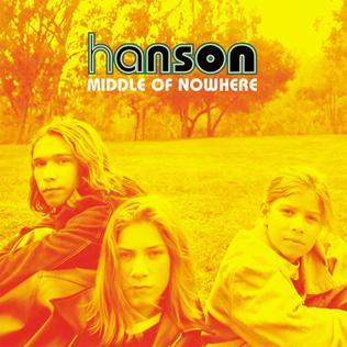 <i>Middle of Nowhere</i> (album) 1997 studio album by Hanson