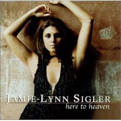 <i>Here to Heaven</i> album by Jamie-Lynn Sigler