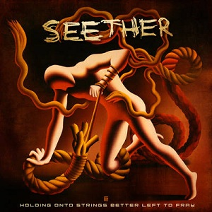 <i>Holding Onto Strings Better Left to Fray</i> 2011 studio album by Seether