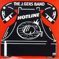 Hotline (J. Geils Band album)