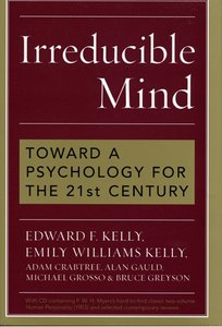 <i>Irreducible Mind</i> book by Bruce Greyson