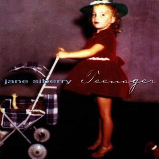 <i>Teenager</i> (Jane Siberry album) 1996 studio album by Jane Siberry