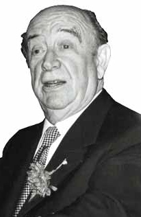 Bunny Ahearne British ice hockey administrator and businessman