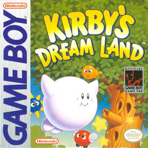 Picture of a game: Kirby's Dream Land