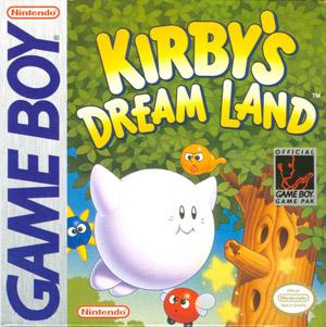 <i>Kirbys Dream Land</i> 1992 action platform video game