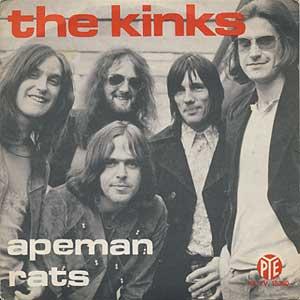 Apeman (song) 1970 single by The Kinks