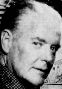 "Lank Leonard American comic strip artist of ""Mickey Finn"""