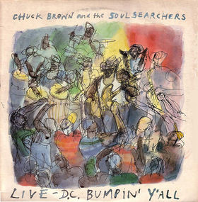 <i>Live – D.C. Bumpin Yall</i> 1987 live album by Chuck Brown & the Soul Searchers