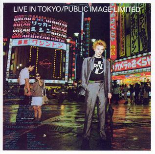 live in tokyo public image limited album wikipedia