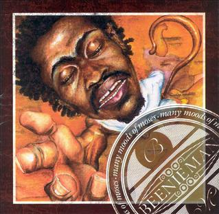 <i>Many Moods of Moses</i> 1997 studio album by Beenie Man