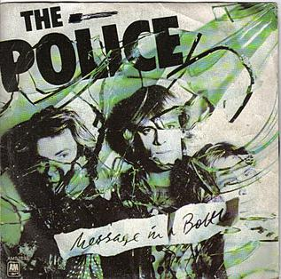 Message in a Bottle (song) 1979 single by The Police