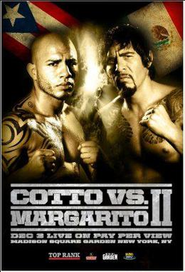 mano de yeso margarito vs miguel angel cotto