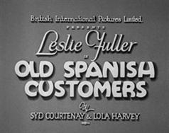 <i>Old Spanish Customers</i>