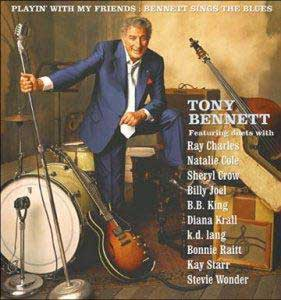 <i>Playin with My Friends: Bennett Sings the Blues</i> 2001 studio album by Tony Bennett