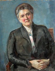 Lisa Wenger Swiss painter