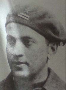 Robert Domany Croatian partisan