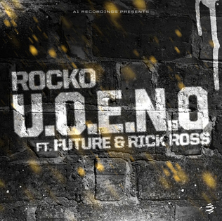 Rocko featuring Future and Rick Ross - U.O.E.N.O. (studio acapella)