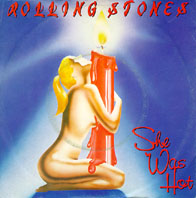RollStones-Single1983 SheWasHot.jpg