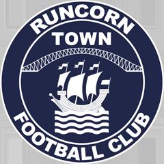 Runcorn Town F.C. Association football club in England