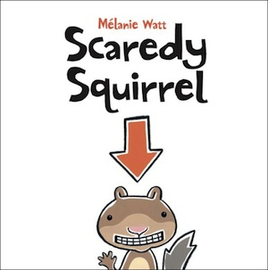 Image Result For Free Scaredy Squirrel