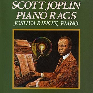 <i>Scott Joplin: Piano Rags</i> 1970 studio album by Joshua Rifkin