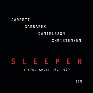 <i>Sleeper</i> (Keith Jarrett album) 2012 live album by Keith Jarrett