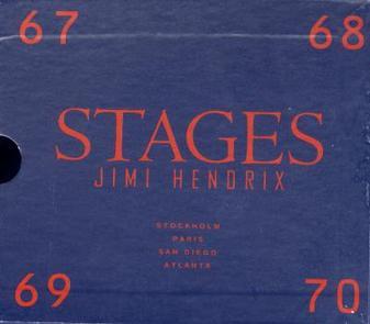 Stages artwork
