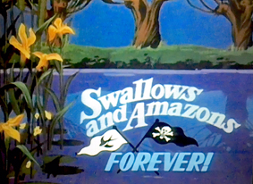 Picture of a TV show: Swallows And Amazons Forever
