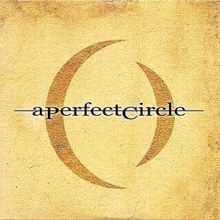 The Outsider (song) song from A Perfect Circle