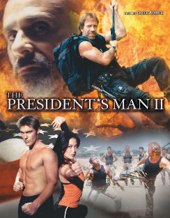 <i>The Presidents Man: A Line in the Sand</i> 2002 film directed by Eric Norris