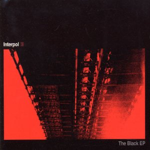 <i>The Black EP</i> 2003 EP by Interpol