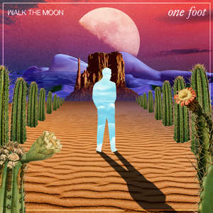 One Foot (Walk the Moon song) single by Walk the Moon