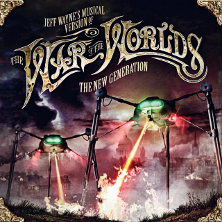 <i>Jeff Waynes Musical Version of The War of the Worlds – The New Generation</i> 2012 studio album by Jeff Wayne