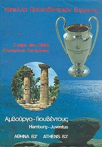 1983 European Cup Final association football match