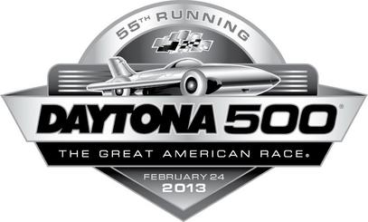 2013 Daytona 500 logo Watch Daytona 500 Daytona International Speedway Online