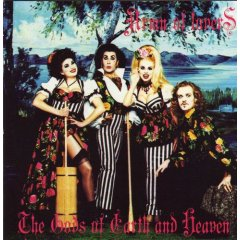 <i>The Gods of Earth and Heaven</i> 1993 studio album by Army of Lovers