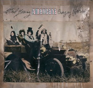 <i>Americana</i> (Neil Young & Crazy Horse album) 2012 studio album by Neil Young and Crazy Horse