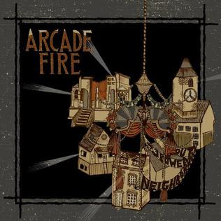 Image result for Neighborhood 3 Arcade Fire pictures