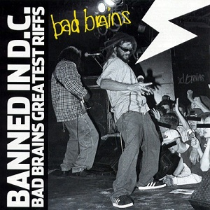 <i>Banned in D.C.</i> 2003 compilation album by Bad Brains