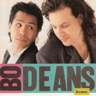<i>Home</i> (BoDeans album) 1989 studio album by BoDeans