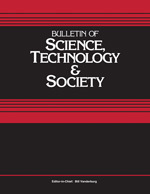 Bulletin of Science, Technology & Society Journal front Cover.jpg