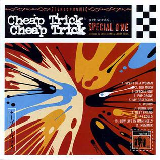 <i>Special One</i> album by Cheap Trick