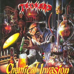Tankard Chemical Invasion