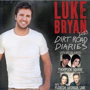 Luke Bryan Tour Openers May