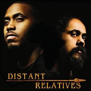 distant relatives nas damian marley