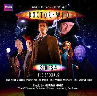 Doctor Who: Series 4 – The Specials (soundtrack) - Wikipedia