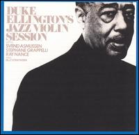 <i>Duke Ellingtons Jazz Violin Session</i> 1976 studio album by Duke Ellington
