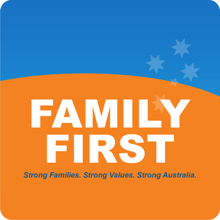 Family First Party Australian political party (2001-17)