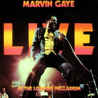 <i>Live at the London Palladium</i> 1977 live album by Marvin Gaye